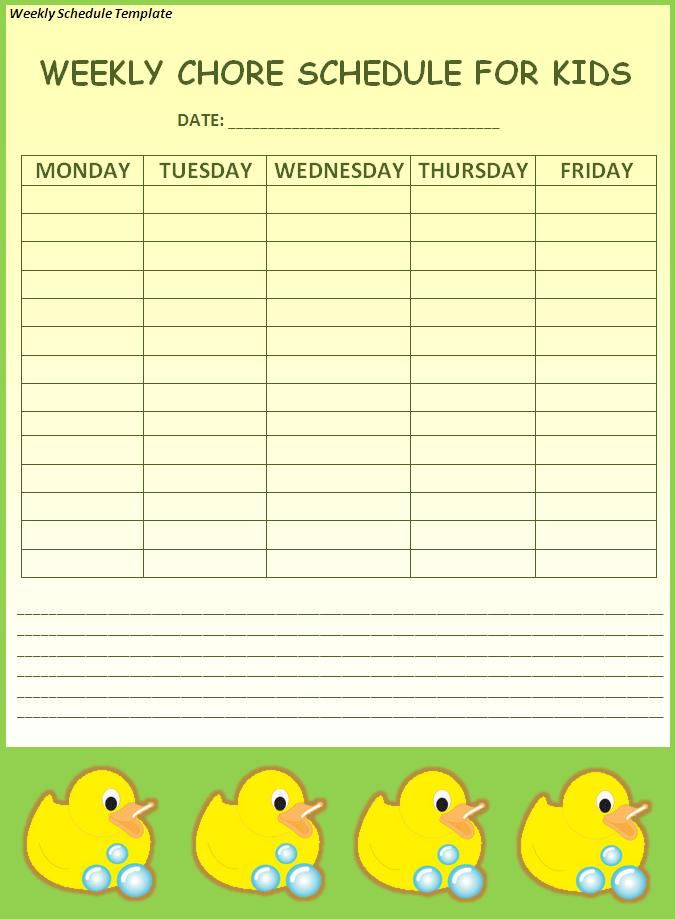 Sample Weekly Agenda Weekly Agenda Template Doc Weekly Agenda