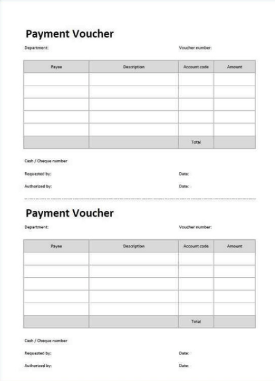 File Size : 11.36 KB ... Ideas Loan Payment Coupon Template