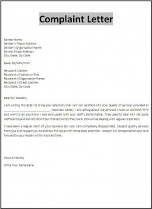 12+ Complaint Letter to Landlord – Free Sample, Example, Format Download