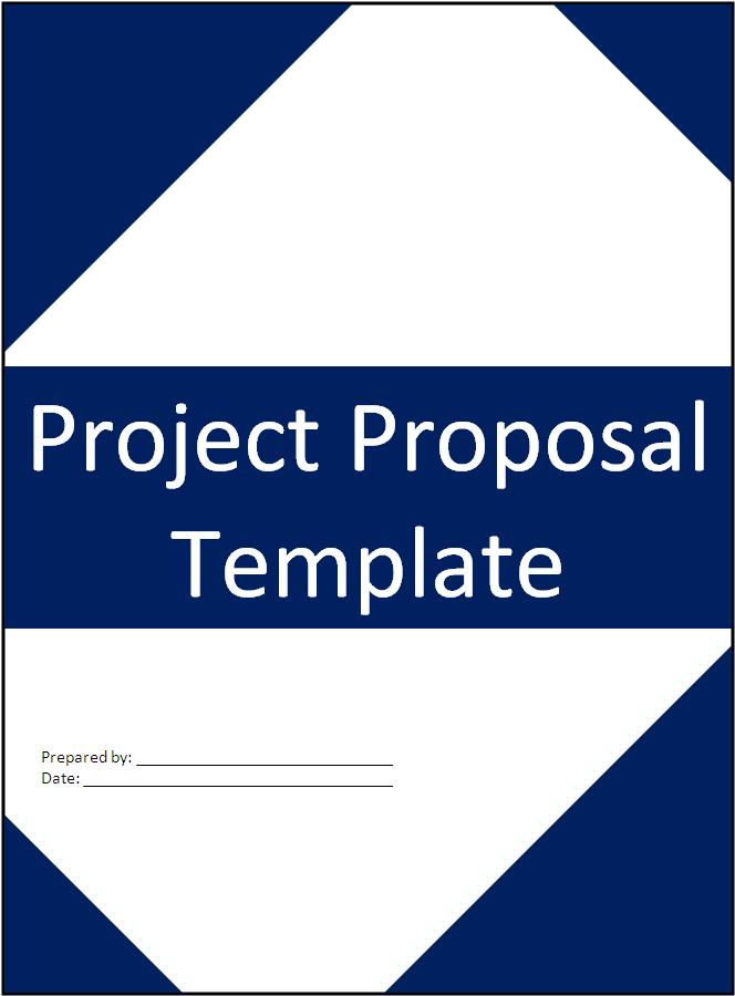free project proposal template free word 39 s templates