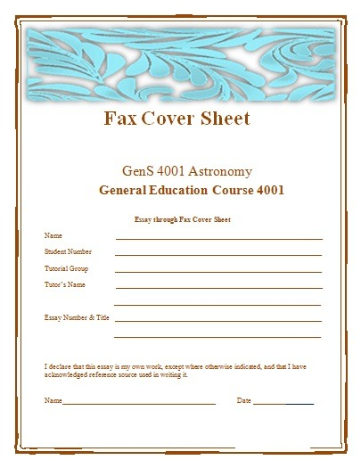 fax cover sheet layout free word templates